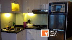 Kontraktor Pantry Kitchen Set Dapur Tifolia Kelapa Gading