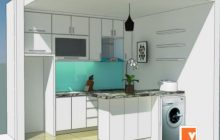Interior dan Kitchen Set Jatiasih