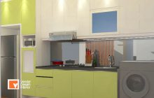 Kitchen Set Pondok Indah