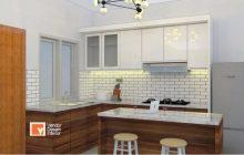 Jasa Interior Desain dan Kitchen Set di Rawamangun
