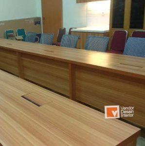 Interior Desain Kantor Salemba Jakarta Pusat Meja Meeting