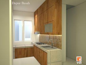 Kitchen Set dan Interior Desain Haji Nawi Fatmawati