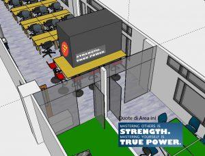 Kontraktor Interior Desain Jakarta Salemba Senen dan Matraman