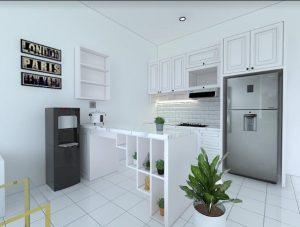 Jasa Desain Interior Kitchen Set Kreo Kebayoran Lama Jakarta