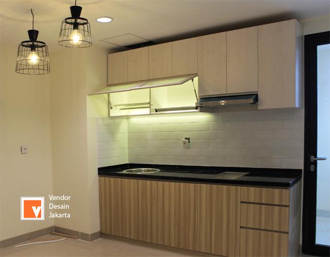 Dapur minimalis Pondok Kelapa dan Kalimalang Jakarta timur