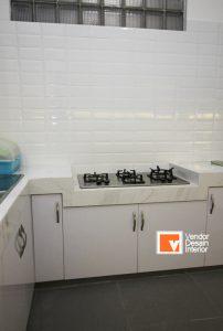 Jasa Kontraktor Pembuatan Kitchen Set Jakarta Selatan Permata Hijau Grogol dan Senayan