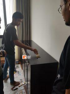 Jasa Restorasi Interior Apartemen Anandamaya Residence