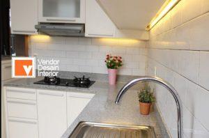 Kitchen Set Dapur Interior Desain di Cibubur