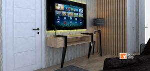Jasa Interior Desain Apartemen Summarecon Tower Bekasi