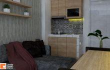 Jasa Interior Desain Summarecon Tower Bekasi