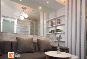 Ruang Utama Apartemen Kalibata City Jakarta Selatan