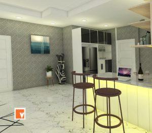 Interior Desainer Rumah Mewah Jakarta