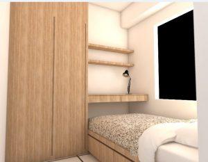 Interior Desainer SpringLake Summarecon Bekasi