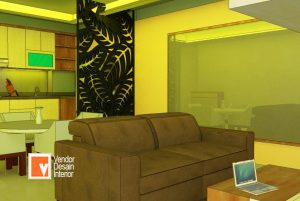 Interior Desain The Mansion Bougenville Kemayoran
