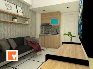 Jasa Interior Desain Summarecon Bekasi