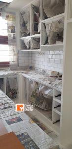 Jasa Kitchen Set Klasik Jakarta Salemba Rawasari
