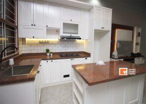 Kitchen Set Klasik Jakarta Rawasari Salemba