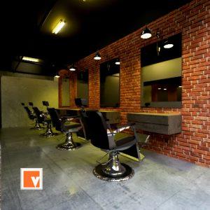 Jasa Desain Barber Jakarta Cibatu
