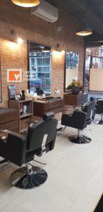 Jasa Interior Desain Barbershop Jakarta