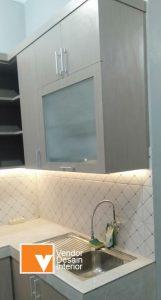 Jasa Interior Desain Kitchen Set Otista