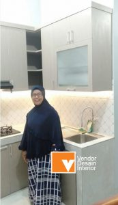 Jasa Kitchen Set Otista