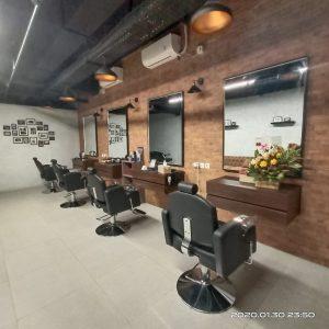 Kontraktor Interior Barber Jakarta