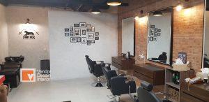 Kontraktor Interior BarberShop Jakarta