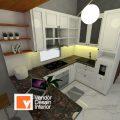 Interior Desain Kitchen Set Cilincing