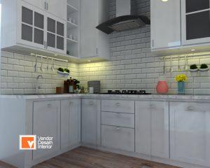 Interior Desain dan Kitchen Set Tebet Jakarta Selatan