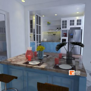 Jasa Kitchen Set dan Interior Desain Menteng Jakpus
