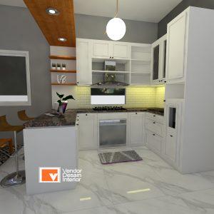 Kitchen Set Cilincing