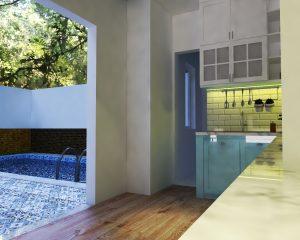 Kitchen Set Menteng Jakarta
