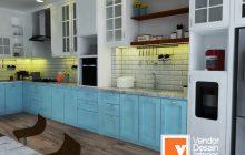 Kitchen Set Menteng Jakarta Pusat