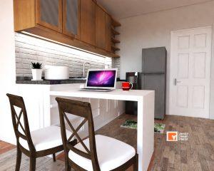Kitchen Set Paseban Senen