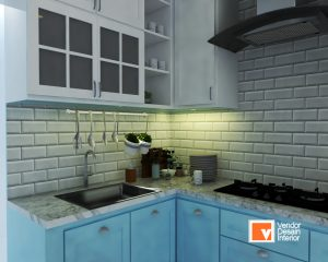 Kitchen Set Tebet Jaksel