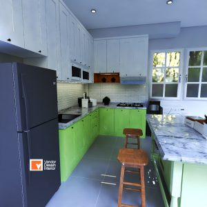 Kitchen Set Cempaka Putih Jakarta Pusat