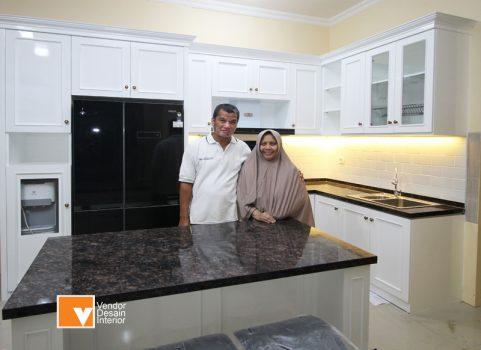 Kitchen Set Pondok Indah Jakarta | Interior Desainer Pondok Indah Jakarta
