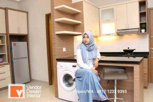 Interior Apartemen Minimalis Jakarta