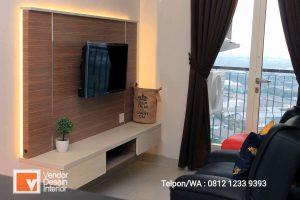 Interior Minimalis Apartemen Jakarta Utara
