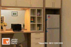 Interior Minimalis Apartemen Sunter